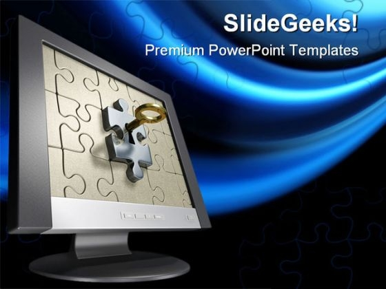 Entry Key Success PowerPoint Templates And PowerPoint Backgrounds 0511