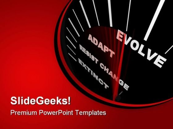Evolve Business PowerPoint Templates And PowerPoint Backgrounds 0711