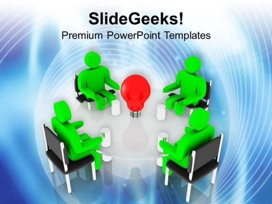 Evolve The Ideas For Business Growth PowerPoint Templates Ppt Backgrounds For Slides 0513
