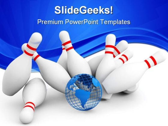 Exact Hit Game PowerPoint Themes And PowerPoint Slides 0511