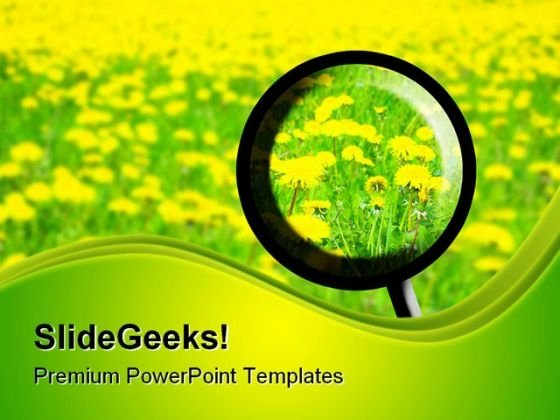 Exploring Spring Nature PowerPoint Themes And PowerPoint Slides 0511