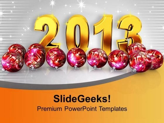 express the happiness of new year powerpoint templates ppt backgrounds for slides 0513 powerpoint themes