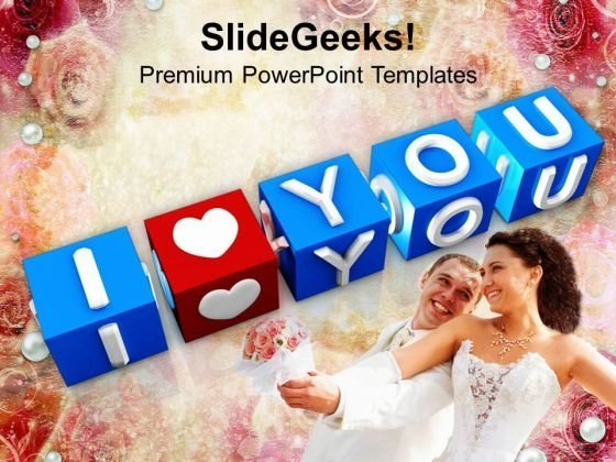 Express Your Love Towards Your Loved Ones PowerPoint Templates Ppt Backgrounds For Slides 0513