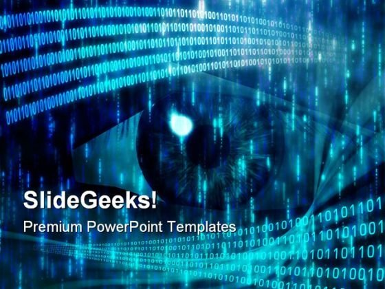 Cyber Powerpoint Templates Slides And Graphics