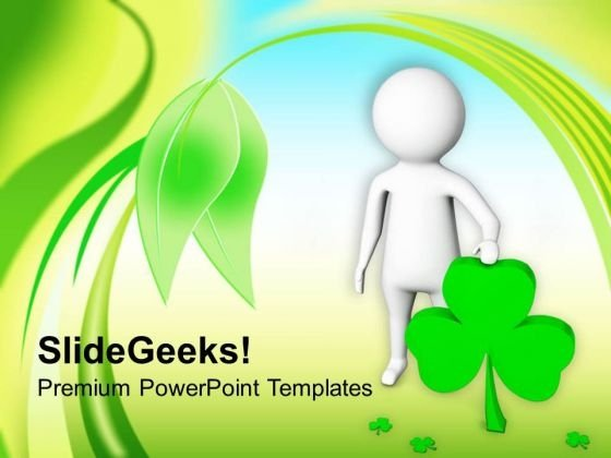 Feast Of St Patrick Holiday Powerpoint Templates Ppt Backgrounds For