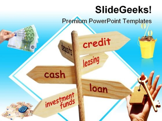 Financial Options Business PowerPoint Themes And PowerPoint Slides 0711