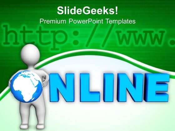 Find Business Opportunity Online PowerPoint Templates Ppt Backgrounds For Slides 0613