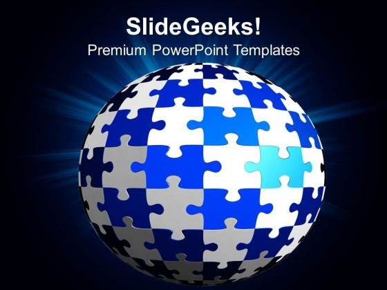 Find Out The Right Solution PowerPoint Templates Ppt Backgrounds For Slides 0513