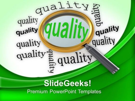 Find The Quality People PowerPoint Templates Ppt Backgrounds For Slides 0513