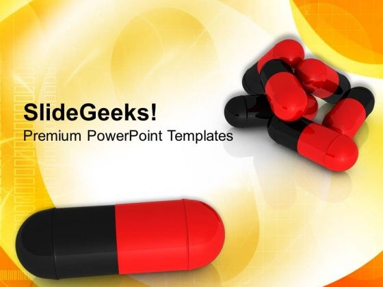 Find The Right Medicine PowerPoint Templates Ppt Backgrounds For Slides 0613