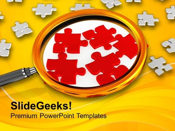 Find The Root Cause Of Problem PowerPoint Templates Ppt Backgrounds For Slides 0513