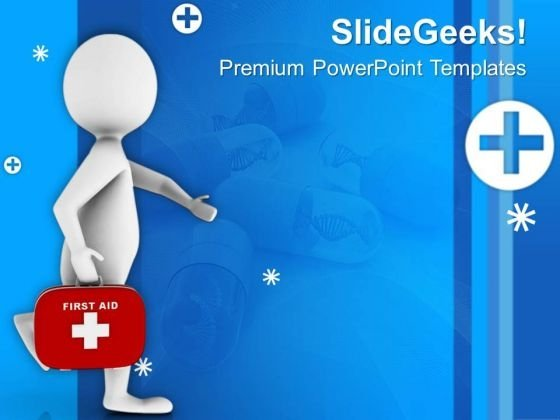 First Aid Is Important In Emergency PowerPoint Templates Ppt Backgrounds For Slides 0613