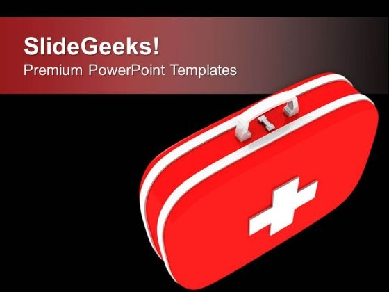 First Aid Is Very Important PowerPoint Templates Ppt Backgrounds For Slides 0413