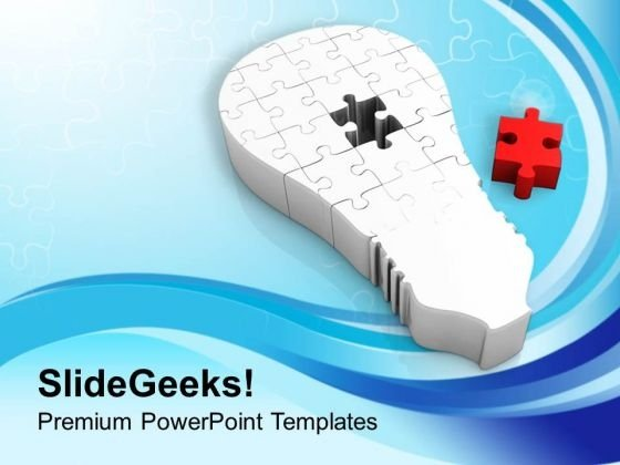 Fix Problem With Right Part Of Solution PowerPoint Templates Ppt Backgrounds For Slides 0513
