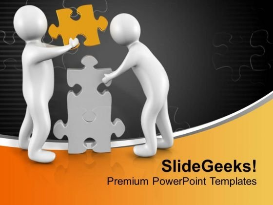 Fix The Trouble With Right Efforts PowerPoint Templates Ppt Backgrounds For Slides 0713