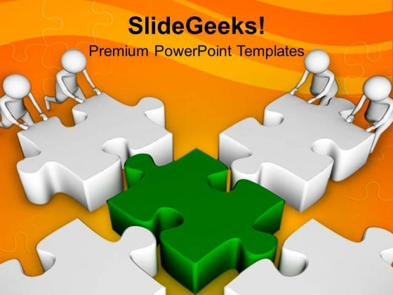 Fixing Right Part Is Compulsory PowerPoint Templates Ppt Backgrounds For Slides 0713