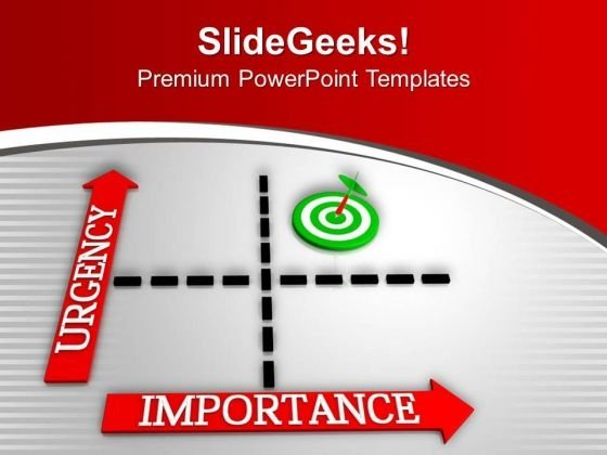 Focus On The Target In Business PowerPoint Templates Ppt Backgrounds For Slides 0513