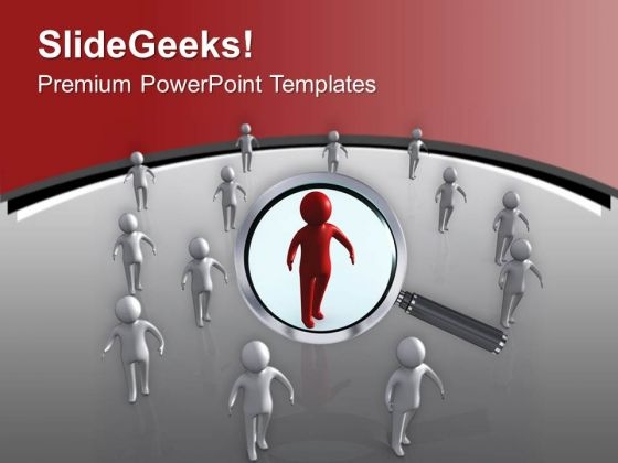 Focusing On Leadership Devlopment Skills PowerPoint Templates Ppt Backgrounds For Slides 0413