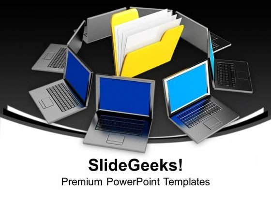 Folder with multiple laptops internet business powerpoint templates folder with multiple laptops internet business powerpoint templates ppt backgrounds for slides 1212 powerpoint themes toneelgroepblik Image collections
