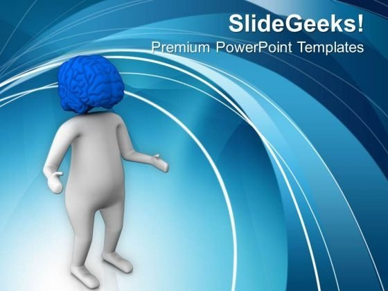 Follow Your Mind For Great Ideas PowerPoint Templates Ppt Backgrounds For Slides 0613