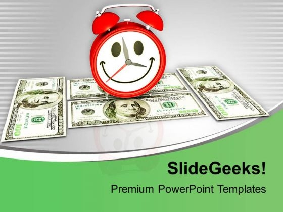For The Future Growth Money PowerPoint Templates Ppt Backgrounds For Slides 0413