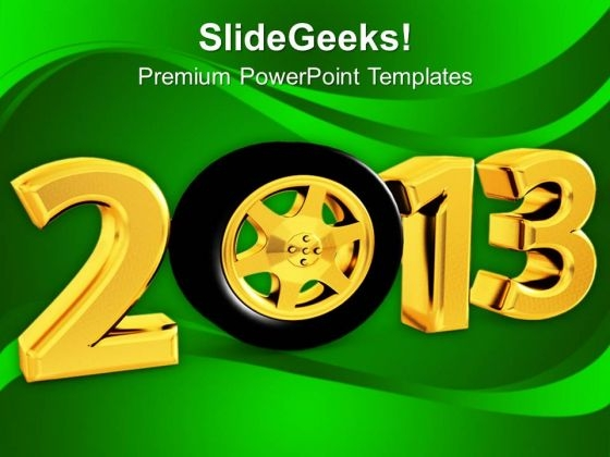 Forthcoming New Year Celebration Technology PowerPoint Templates Ppt Backgrounds For Slides 1212