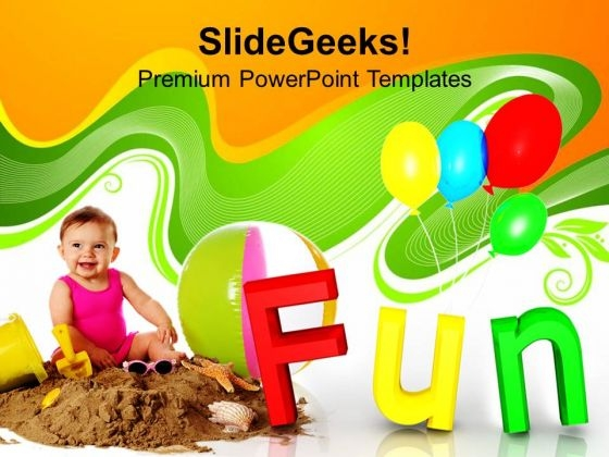 Fun Balloons Holidays PowerPoint Templates And PowerPoint Themes 1112