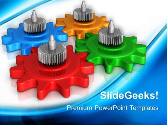 Gears01 Industrial PowerPoint Templates And PowerPoint Themes 0512