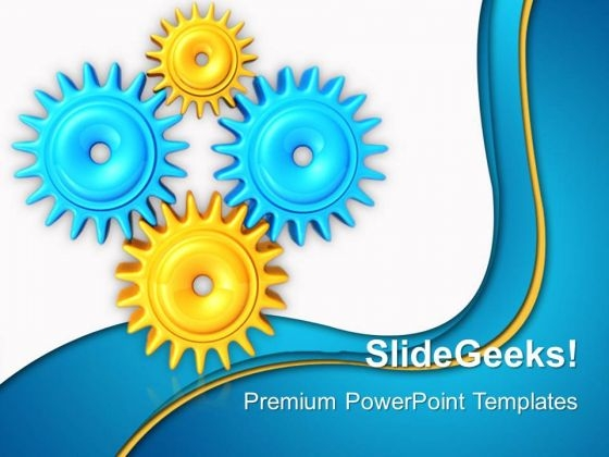 Gears Industrial01 PowerPoint Templates And PowerPoint Themes 0412