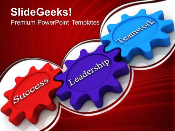 Gears Success PowerPoint Templates And PowerPoint Themes 0512