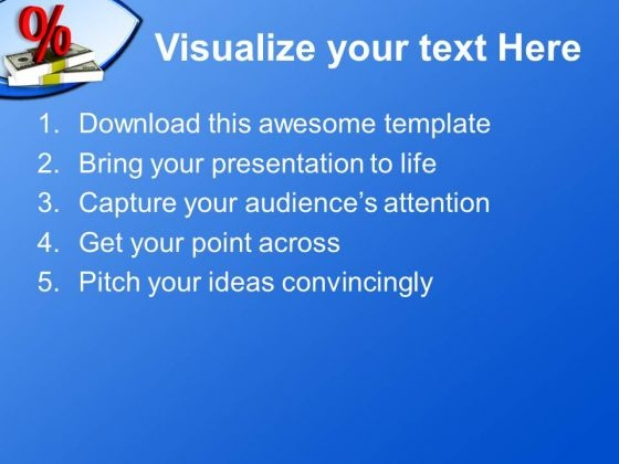 get_good_interest_on_saving_powerpoint_templates_ppt_backgrounds_for_slides_0513_text