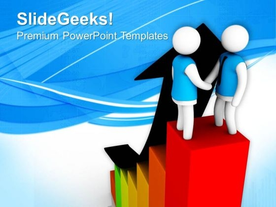 Get Success With Help PowerPoint Templates Ppt Backgrounds For Slides 0813