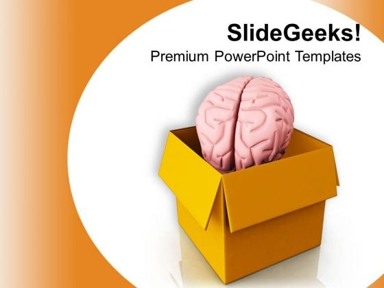 Give Ideas Which Are Out Of Box PowerPoint Templates Ppt Backgrounds For Slides 0713