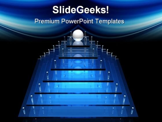 Glass Construction Globe PowerPoint Themes And PowerPoint Slides 0511