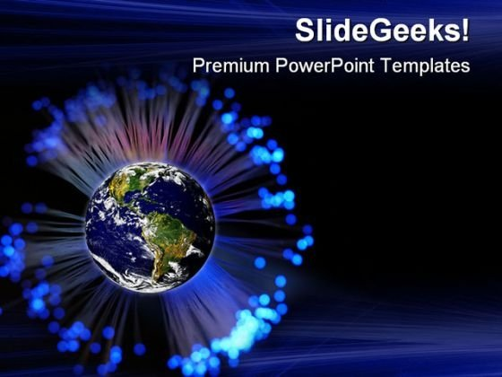 Global01 Communication PowerPoint Themes And PowerPoint Slides 0611