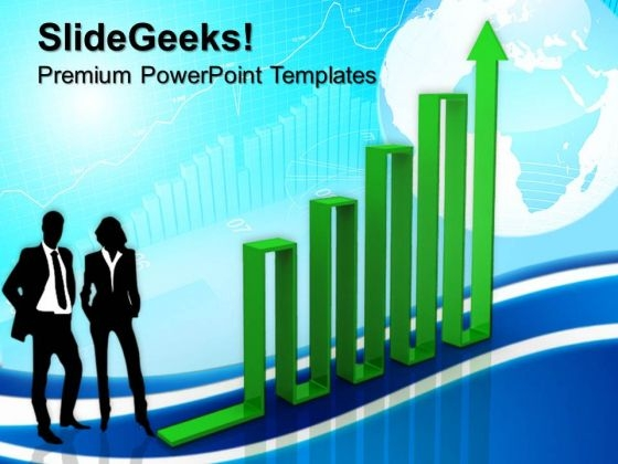 Global Business Arrows PowerPoint Templates And PowerPoint Themes 0712