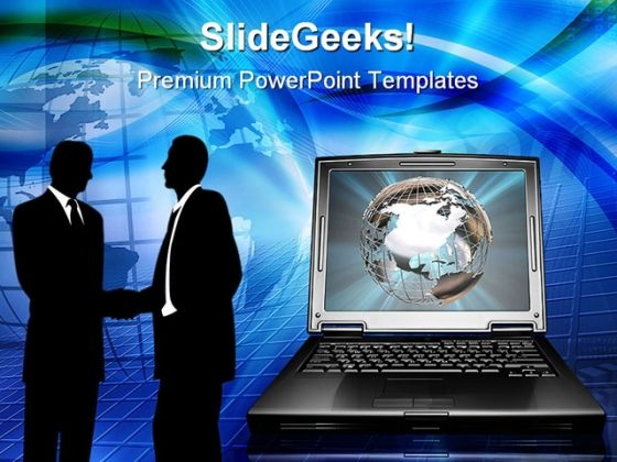 Global Business People PowerPoint Backgrounds And Templates 1210