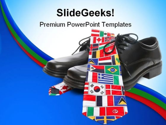 Global Businessman Theme Business PowerPoint Templates And PowerPoint Backgrounds 0211