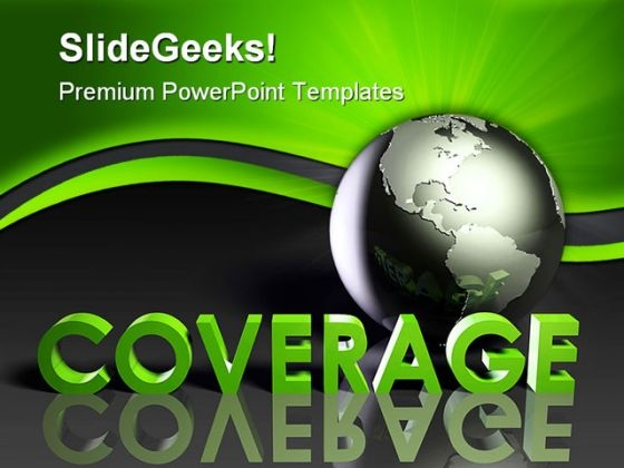 Global Coverage Internet PowerPoint Templates And PowerPoint Backgrounds 0211