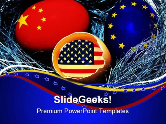Global Economy Business PowerPoint Templates And PowerPoint Backgrounds 0511