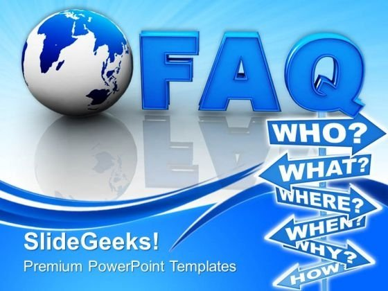 Global Faq Future PowerPoint Templates And PowerPoint Themes 0912
