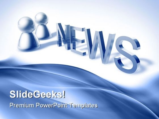 Global News Business PowerPoint Templates And PowerPoint Backgrounds 0711