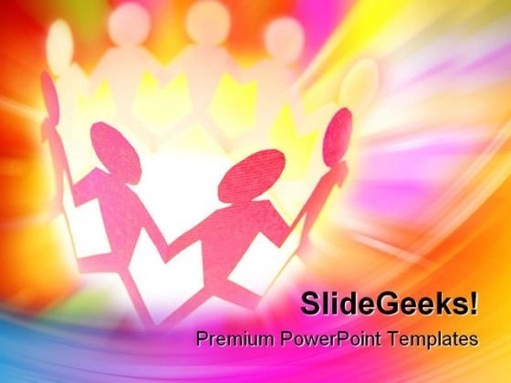 Global Team Leadership PowerPoint Templates And PowerPoint Backgrounds 0511