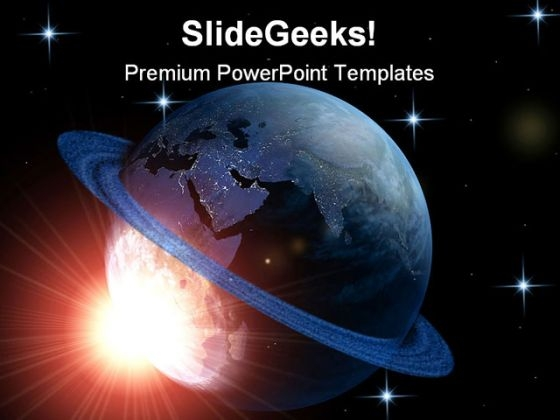 Globe01 Earth PowerPoint Backgrounds And Templates 1210