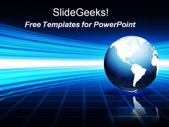 Free powerpoint templates theme powerpoint themes template ppt globe powerpoint template toneelgroepblik Image collections