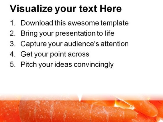 glowing_carrots_background_food_powerpoint_templates_and_powerpoint_backgrounds_0311_print