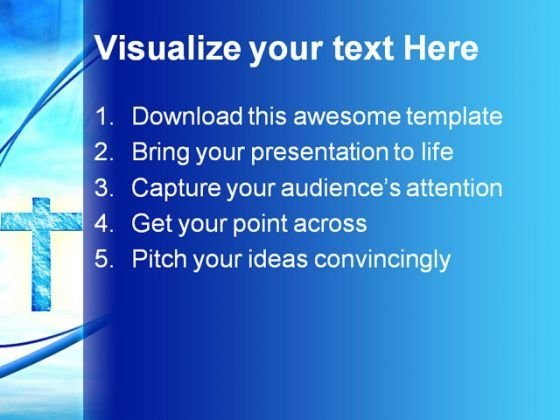glowing_cross_religion_powerpoint_template_0810_text