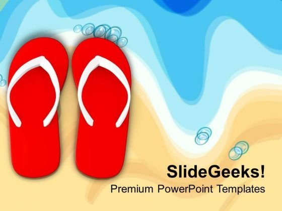 Go For A Holiday PowerPoint Templates Ppt Backgrounds For Slides 0513