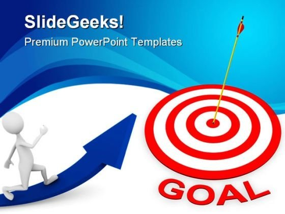 Goal Target Success PowerPoint Templates And PowerPoint Backgrounds 0311