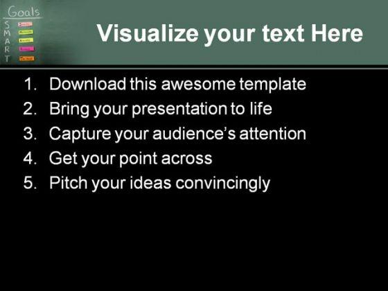 goals_business_powerpoint_template_0610_text